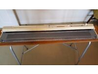 Brother KH-836 Knitting Machine and folding table