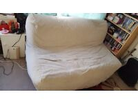 Ikea two seats sofa bed