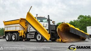2009 STERLING L7500 SNOW PLOW / PLOW TRUCK