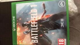 Battlefield Xbox 1