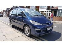 TOYOTA PREVIA 2004 AUTOMATIC - FULL SERVICE HISTORY, 163K, CHEAP