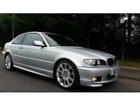 MAGNIFICENT MARCH 2006 BMW 320CD COUPE M-SPORT 6SPEED GEARBOX GREAT PREFORMANCE GREAT SPECIFCATION!