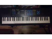 Keyboard bontempi system 5 at 919 £15 ono
