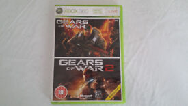 Game Gears of War 1 & 2 - XBOX 360/XBOX ONE