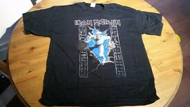 Iron Maiden XL Shirt Brand new.