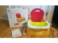 Mothercare Booster Seat With Tray