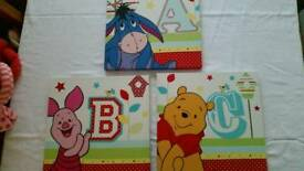 Abc canvases