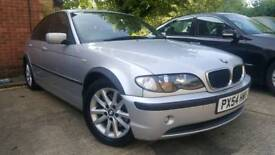 BMW 320D AUTO SPARE OR REPAIR.
