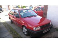 Volkswagen Polo Coupe...low Milage!