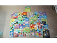 Biff, Chip and Kipper First Stories and Phonics Boxset (contains 48 books)