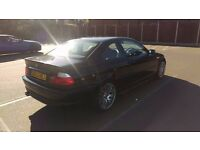 Bmw 318ci m sport coupe 2003 2.0 petrol Automatic Gearbox Full leather saloon Clean car