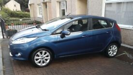 image for Ford, FIESTA, Hatchback, 2010, Manual, 1560 (cc), 5 doors