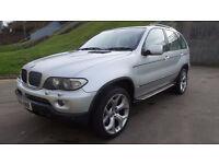 BMW X5 3.0 D SPORT 5d AUTO 215 BHP AUTO, HEATED SEATS LEATHER TRIM, SERVICE RECORD
