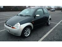 2008 Ford Ka Limited Edition, 12 months MoT, only 59k miles.
