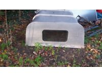 Ifor williams canopy fits hilux mk4 and mk5 d4d double cab
