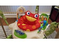 Fisher-Price Jumperoo Baby Bouncer Excellent Condition