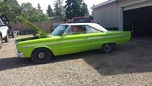 rare  66 belvedere 440 auto  great project  $5500 firm no trades