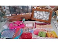 Selection of Baking Items - All New