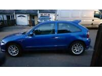 MG ZR BLUE