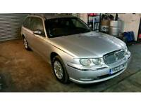 2003 rover 75 2.0 cdti estate connseur tourer BMW engined top spec great on fuel