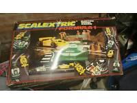 Scalextric x2