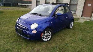 2014 Fiat 500C CONVERTIBLE ! AUTOMATIC