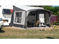 Apache Windsor caravan porch awning for sale