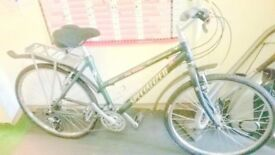 SPECIALIZED TOWN BIKE LOTS NEW PARTS FULLY RESTORED