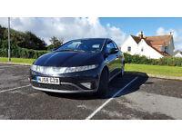 Honda Civic 2.2 EX I-CTDI 5d 140 BHP EXECTIVE MODEL NAV XENONS