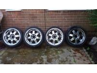 22 Inch Mitsubishi L200 Wheels and 285 35 22 tyres