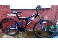 Muddyfox recoil 26 inch men's bike (26inch)