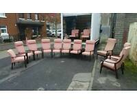 Very nice fire side chairs £15 a peice