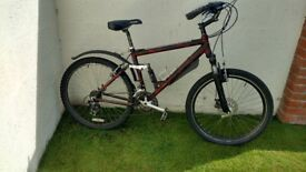 Gents Kona Mountain Bike