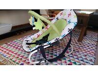Baby rocker chair/seat