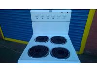 Creda 4 ring Electric Cooker for sale 50cm wide