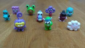 Moshi Monsters bundle (87 in total)- or smaller groups can be bought separately