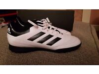 Nearly new adidas astro boots