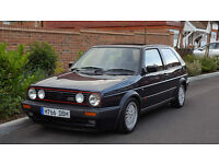 VW GOLF GTI MK2 8v 3dr + 90 Spec (H Reg) + Helios Blue + Genuine unmolested Example + RARE/CLASSIC +