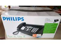 Phillips PPF 675 Fax Machine