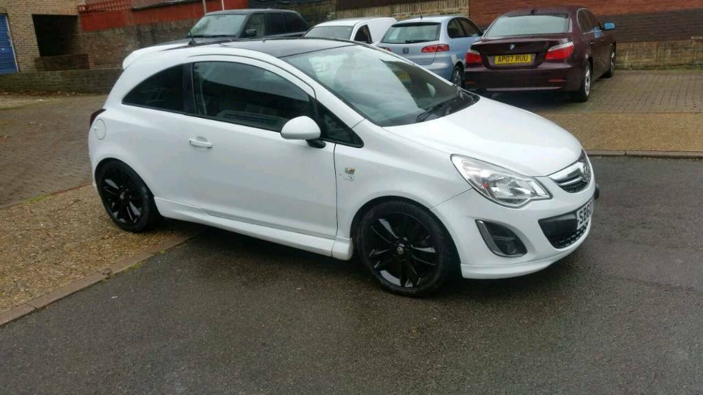 Vauxhall Corsa d limited edition 1.2 petrol 2011 Low mileage