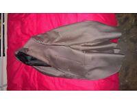 Ventuno silver Suit jacket
