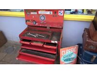 American Stack On Tool Box - Heavy Duty Steel. Professional Car Motorcycle Mechanic's Storage