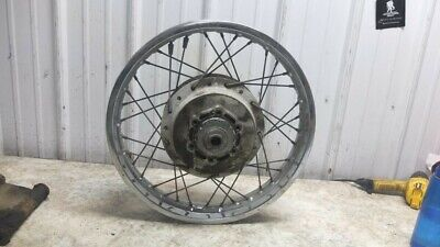 75 Yamaha XS500 XS 500 TX500 Rear Back Rim Wheel