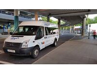 Minibus Driver Required For Romford Based Gatwick Flyer Airport Shuttle Service