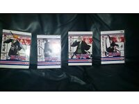 Bleach series (anime) 1 - 4 available together or separately