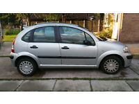 2006 DIESEL CITROEN C3 LHDI SMALL 1.4 ENGINE LOW INSURANCE ONLY £30 A YEAR RAOD TAX