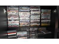 huge job lot of dvds