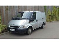 Ford Transit 260 SWB 2.0 TD (2005/54 Reg) Panel Van + NO VAT + SWB + GENUINE 133K + LONG MOT +