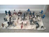 Selection of Genuine LEGO Star Wars Minifigures and Vehicles from £1 each