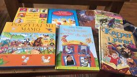 Polish books /polskie ksiazki
